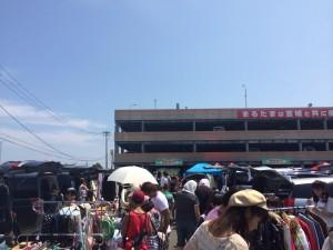 8月24日(日)開催レポ 【夏休み】★出店無料★チャリティフリーマーケット in 名取市