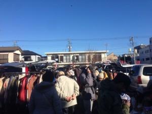 1月10日(土)チャリティフリーマーケットin国分寺 開催レポ★